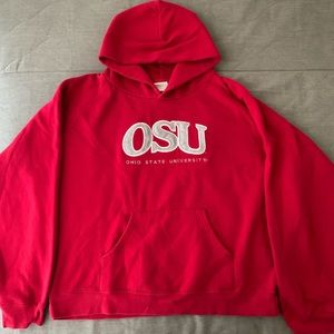 OSU Jansport Hoodie - Ohio State University